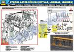 """Плакат """"Паливна система DEUTZ COMMON RAIL ( Deutz TCD 2013 L 06 4V) (код 0111-03 LAZ)"""