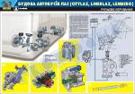 Рульове керування автобуса ЛАЗ (код 0111-08 LAZ)