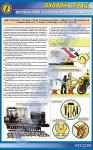 """Плакат """"Безпека праці при технічному обслуговуванні машинно-тракторних агрегатів"""" 1140501"""