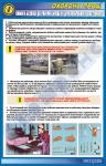 Вимоги безпеки до робочих місць та деревообробного інструменту