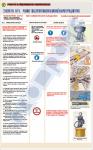 """Плакат """"Ремонт і обслуговування паливної апаратури"""" (код 45100-611)"""