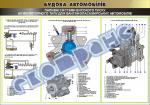 """Плакат """"Паливні системи високого тиску акумуляторного типу"""" 45101E11"""