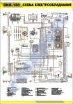 "Плакат ""Схема електрообладнання"" (код 4515511)"