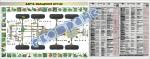 "Плакат ""Карта змащення БТР-80"" 453030311"