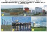 Різні типи електростанцій в Україні  4590207