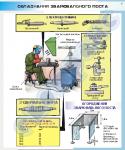 """Плакат """"Обладнання зварювального поста""""  4620106"""
