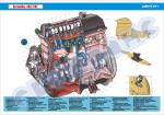 Плакат «Двигун»