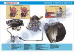 Плакат «Система живлення двигуна»