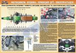 Плакат «Розташування, будова і робота органів керування та контрольних приладів» (код 4510512)