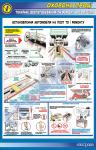 """Плакат """"Встановлення автомобіля на пост ТО і ремонту"""""""