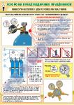 Вимоги безпеки до кисневих балонів в медустановах -плакат 1