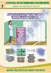 Безпека праці в фізіотерапевтичному кабінеті-плакат 1