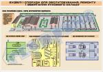 Будівлі і споруди для обслуговування,ремонту і зберігання рухомого складу (код 45100-101)